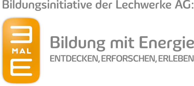 Logo Bildungsinitiative der Lechwerke AG